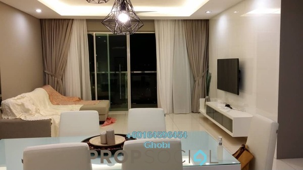 Condominium For Rent in The Latitude, Tanjung Tokong Freehold Fully Furnished 3R/3B 3.3k