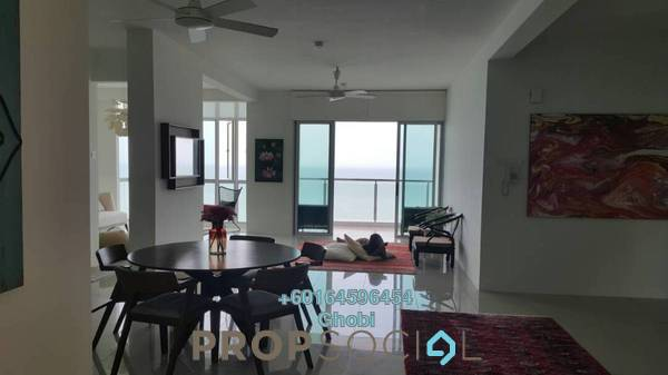Condominium For Rent in Island Resort, Batu Ferringhi Freehold Fully Furnished 5R/5B 5k