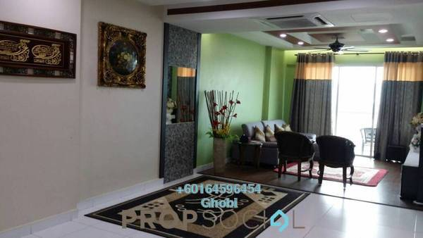 Condominium For Rent in Elit Heights, Bayan Baru Freehold Fully Furnished 3R/2B 2k