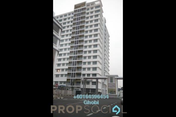 Condominium For Rent in Fiera Vista, Sungai Ara Freehold Fully Furnished 4R/3B 1.8k