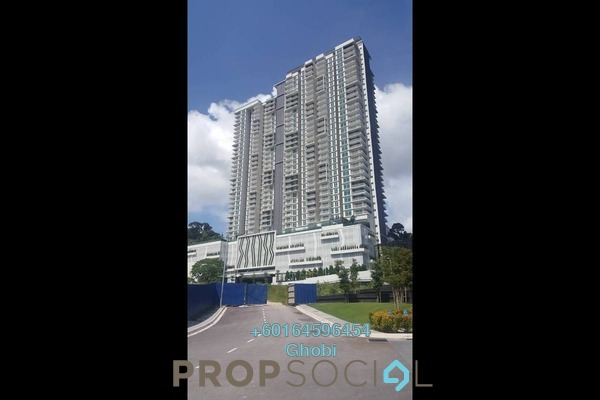 Condominium For Rent in Setia Pinnacle, Sungai Ara Freehold Fully Furnished 3R/2B 1.85k