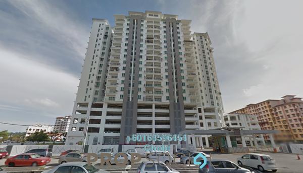 Condominium For Rent in Idaman Lavender 3, Sungai Ara Freehold Semi Furnished 3R/2B 900translationmissing:en.pricing.unit