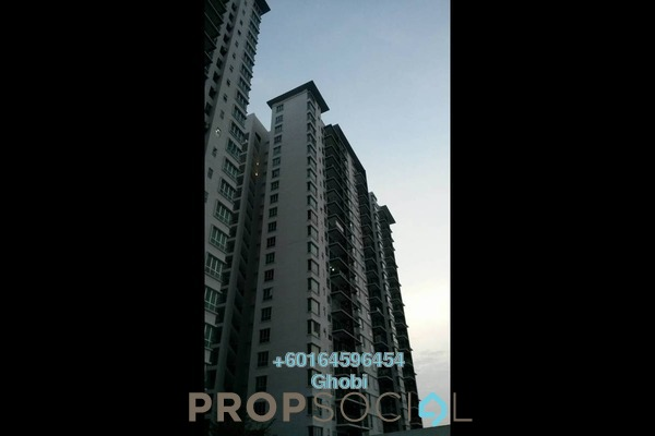 Condominium For Rent in Elit Heights, Bayan Baru Freehold Semi Furnished 3R/2B 1.8k