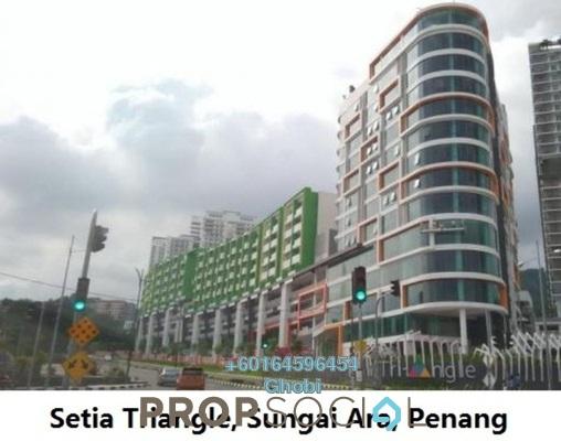 Condominium For Rent in Setia Tri-Angle, Sungai Ara Freehold Semi Furnished 3R/2B 1.5k