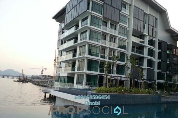 SoHo/Studio For Rent in The Light Collection II, The Light Freehold Fully Furnished 1R/1B 2.3k