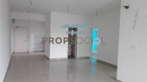 Condominium For Rent in The Holmes, Bandar Tun Razak Freehold Semi Furnished 3R/2B 1.3k