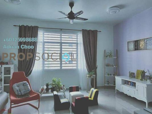 Condominium For Rent in Sierra Residences, Sungai Ara Freehold Fully Furnished 3R/2B 1.3k