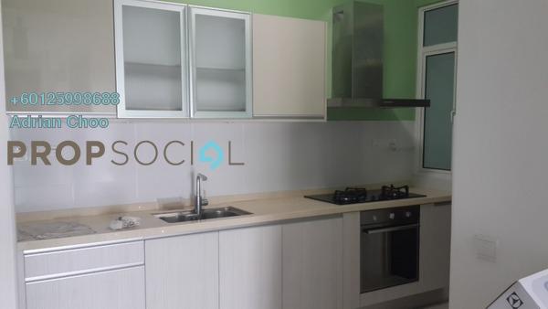 Condominium For Sale in Reflections, Sungai Ara Freehold Semi Furnished 3R/2B 550k