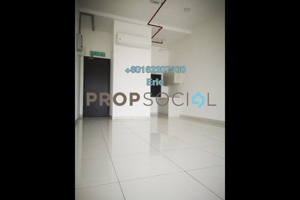 Serviced Residence For Rent in 3 Towers, Ampang Hilir Freehold Semi Furnished 1R/1B 1.2k