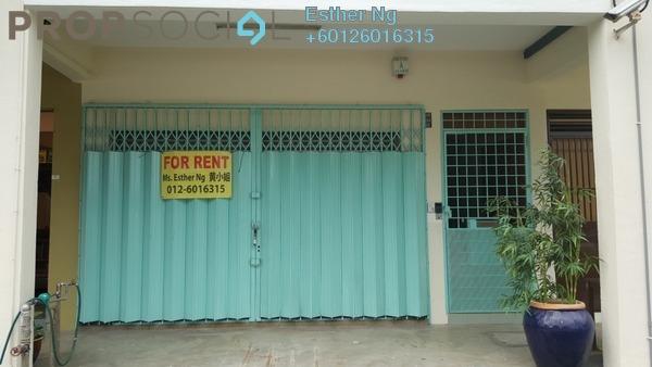 Shop For Rent in Taman Setia Jaya, Rawang Freehold Unfurnished 0R/2B 2k
