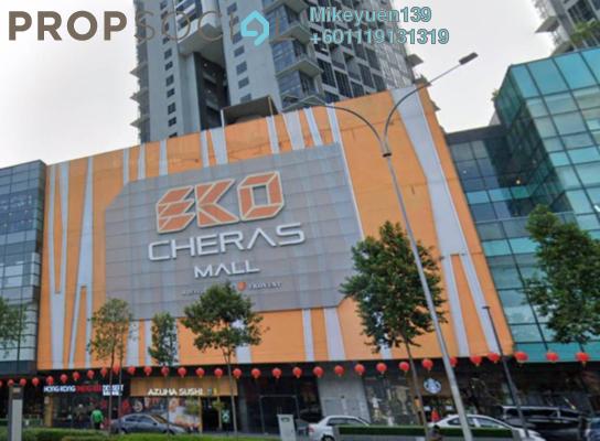Condominium For Rent in Section 4, Bandar Mahkota Cheras Freehold Semi Furnished 1R/2B 1.3k