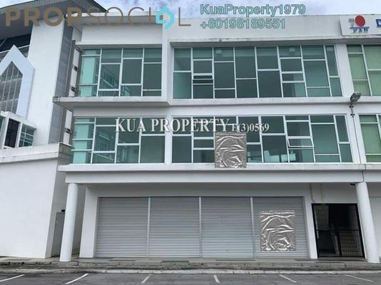 Shop For Rent in Gala City, Kuching Freehold Unfurnished 0R/0B 1.2k