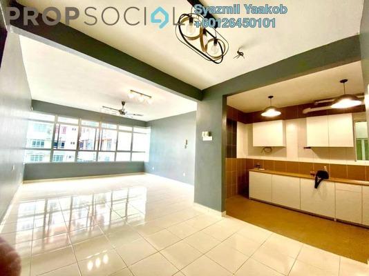 Condominium For Sale in Mutiara Anggerik, Shah Alam Freehold Unfurnished 4R/2B 340k