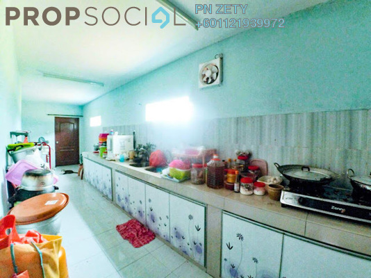 Terrace For Sale in Taman Sungai Abong, Muar Freehold Unfurnished 4R/3B 480k