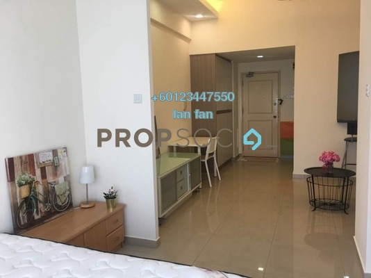 Condominium For Rent in Mayfair, Sri Hartamas Freehold Fully Furnished 1R/1B 1.45k