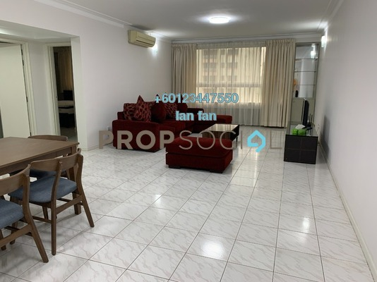 Condominium For Rent in Mont Kiara Palma, Mont Kiara Freehold Fully Furnished 3R/2B 3.7k