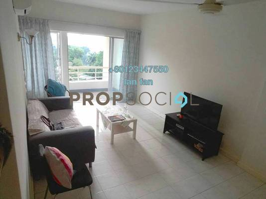 Condominium For Rent in Pantai Panorama, Pantai Freehold Fully Furnished 3R/2B 2.4k