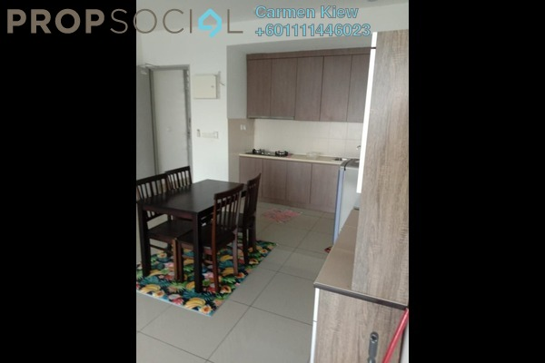 Apartment For Rent in Austin Regency, Tebrau Freehold Fully Furnished 3R/2B 1.4k