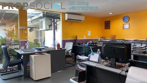 Factory For Rent in Jalan Ampang, Kuala Lumpur Freehold Semi Furnished 0R/0B 18k