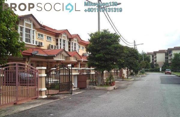 Terrace For Sale in Gasing Indah, Gasing Heights Freehold Semi Furnished 3R/3B 850k