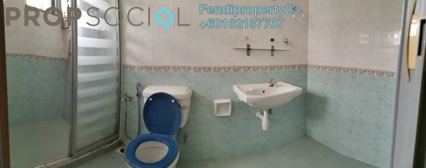 Terrace For Sale in Taman Puchong Prima, Puchong Freehold Fully Furnished 4R/3B 620k