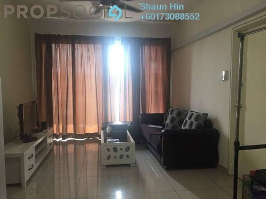 Condominium For Rent in Pacific Place, Ara Damansara Freehold Fully Furnished 3R/3B 2.1k