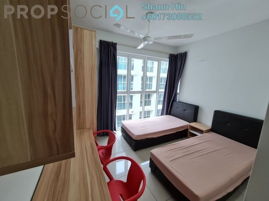 Condominium For Rent in Pacific Place, Ara Damansara Freehold Fully Furnished 3R/2B 1.7k