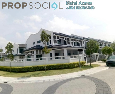 Terrace For Sale in Eco Majestic, Semenyih Freehold Semi Furnished 5R/4B 980k
