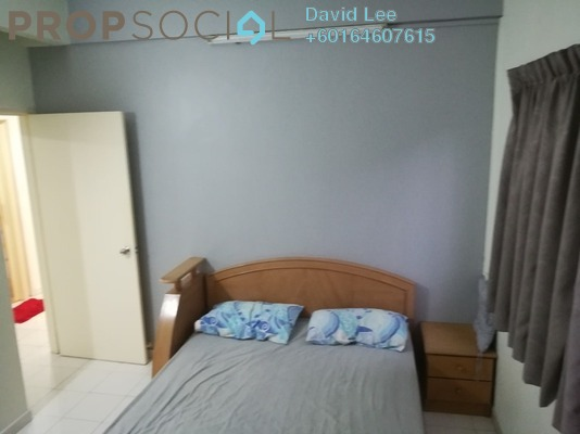 Condominium For Rent in Lakeside Tower, Bukit Jambul Freehold Fully Furnished 3R/2B 1.2k