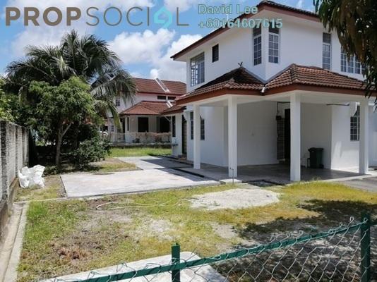 Semi-Detached For Rent in Taman Sungai Ara, Sungai Ara Freehold Unfurnished 3R/2B 2.5k