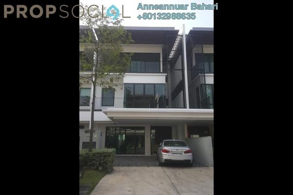 Terrace For Sale in Duta Villa, Setia Alam Freehold Unfurnished 5R/6B 1.7m