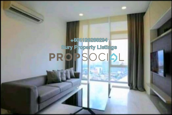 Serviced Residence For Rent in Platinum Suites, KLCC Freehold Fully Furnished 2R/2B 3.5k