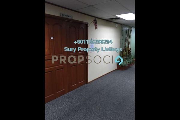 Office For Rent in Jalan Sungai Besi, Kuala Lumpur Freehold Unfurnished 0R/0B 18k