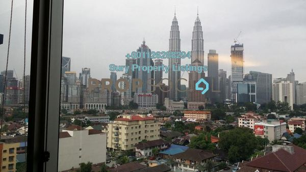 Office For Rent in Kampung Baru, KLCC Freehold Semi Furnished 0R/0B 293k