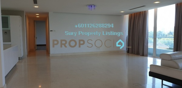 Condominium For Rent in Embassyview, Ampang Hilir Freehold Unfurnished 4R/4B 13k
