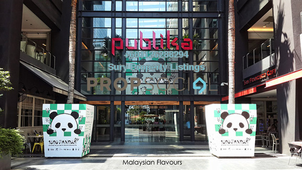 Office For Rent in Publika Shopping Gallery, Dutamas Freehold Semi Furnished 0R/0B 11k