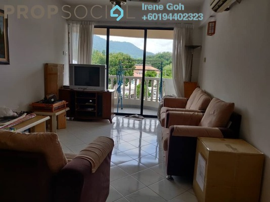 Condominium For Rent in Sri York, Georgetown Freehold Fully Furnished 3R/2B 1.7k