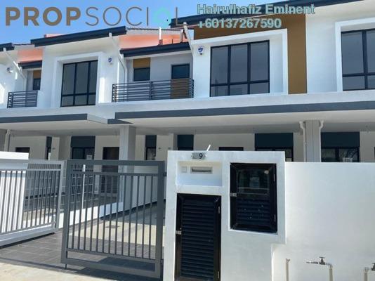 Terrace For Sale in Setia Permai 1, Setia Alam Freehold Unfurnished 4R/3B 650k