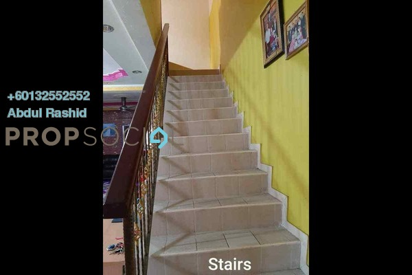 Terrace For Sale in E Residence, Sabah Freehold Fully Furnished 3R/2B 450k