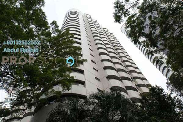 Shop For Rent in UBN Tower, KLCC Freehold Fully Furnished 0R/0B 18.2k