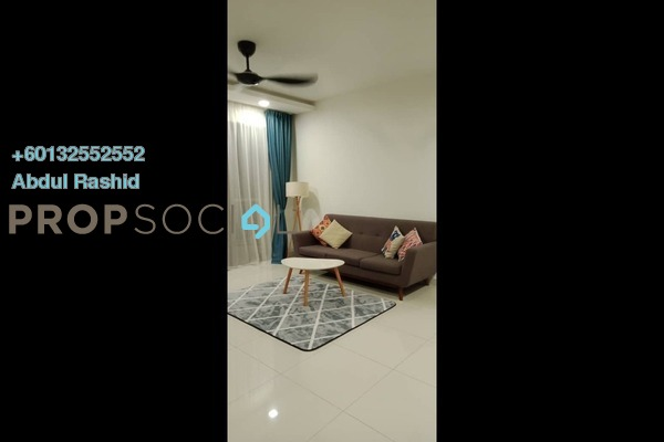 Condominium For Rent in Teega, Puteri Harbour Freehold Fully Furnished 3R/3B 2.3k