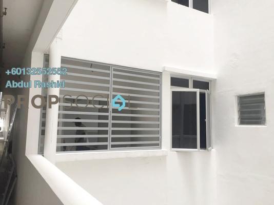 Apartment For Rent in Taman Nusantara, Iskandar Puteri (Nusajaya) Freehold Unfurnished 3R/2B 1.1k