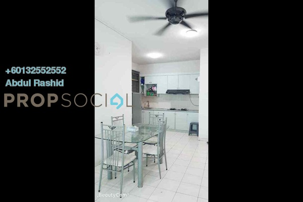 Apartment For Rent in Taman Nusa Perintis 2, Iskandar Puteri (Nusajaya) Freehold Fully Furnished 3R/2B 1.4k