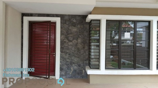 Link For Sale in Canting, Alam Impian Freehold Semi Furnished 4R/4B 735k