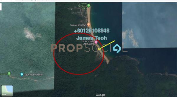 Land For Sale in Kampung Seri Lalang, Mersing Freehold Unfurnished 1R/1B 9m