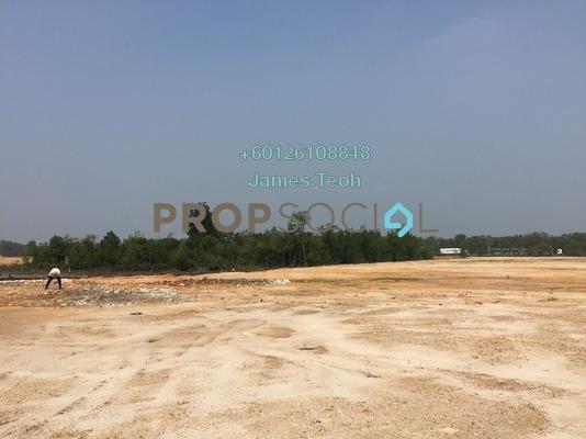 Land For Rent in Pulau Indah Industrial Park, Port Klang Freehold Unfurnished 0R/0B 174k