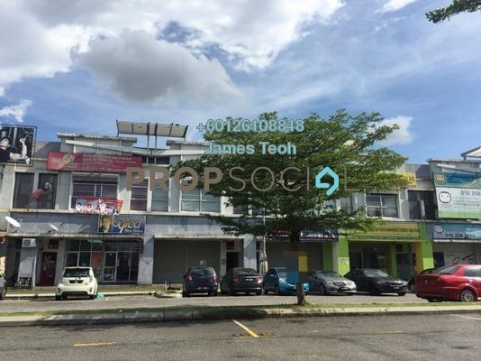 Shop For Rent in Kemuning Utama Commercial Centre, Kemuning Utama Freehold Unfurnished 0R/0B 2.5k