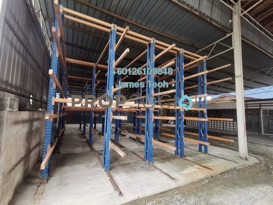 Factory For Rent in Kampung Jawa, Shah Alam Freehold Semi Furnished 0R/0B 12k
