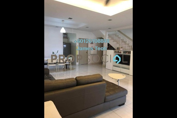 Terrace For Sale in Mutiara Puchong, Puchong Freehold Semi Furnished 4R/3B 780k