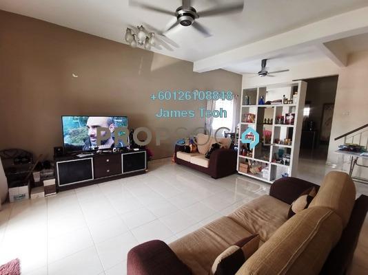 Terrace For Sale in Bandar Puteri Klang, Klang Freehold Semi Furnished 4R/4B 650k
